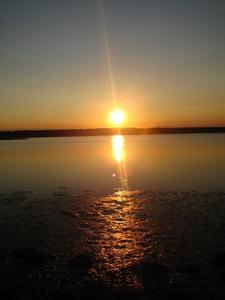 The sun sets on 2009...